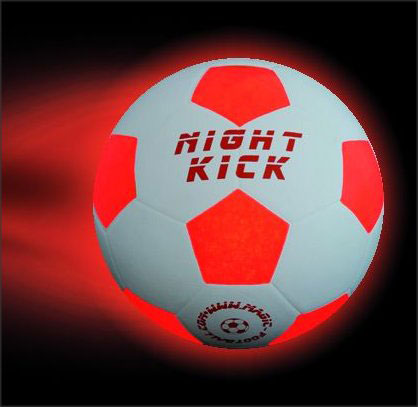 Leuchtfussball Night Kick Junior